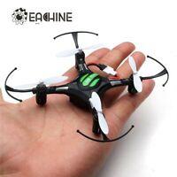 Drone Quadcopter Mini Headless Mode 6 Axis Gyro H8 Eac Key Return Feature RC Rem