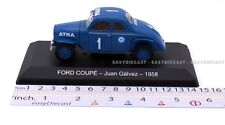 FORD COUPE 1:43 JUAN GALVEZ 1958 ATMA TC TURISMO CARRETERA#1 TC