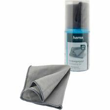 5x HAMA TV Reinigungsgel Spray Bildschirmreiniger 5x 200ml inkl. Microfasertuch