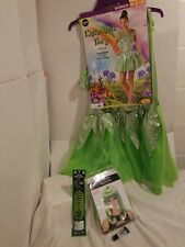 Enchanted Fairy women's costume New with Wig and Body paint size 8/10