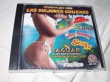 Las Mejores Chilenas/Coleccion Oro Puro CD NEW Mexico Latin Arce's Sealed