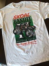 Skoal Bandit 2 Monster Truck Heavy Weight Collector Original New T Shirt