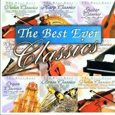 """The Best Ever Classics """"Various"""" NEW & SEALED CD - 1st Class Post From The UK"""