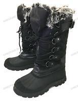 Brand New Women's Winter Boots Fur Water Resistant Warm Insulated Snow Zipper