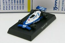 Kyosho 1/64 Tyrrell 008 1978 #3 D.Pironi Minicar Collection Japan 2014