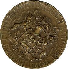 Great Britain - Comm. Medal 1909 - Lancaster UNC