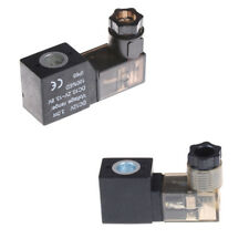 Electrical Pneumatic 4V110 Solenoid Valve Coil DC 12V with Lamp Ne H qwRCCA