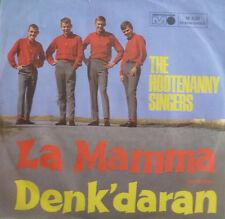 "7"" 1965 RARE ! THE HOOTENANNY SINGERS (= BJÖRN VON ABBA !) La Mamma //MINT-?\"