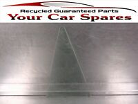 Mazda 3 Quarter Glass Window Passenger Side Rear 5dr Hatchback 09-13 Mk2