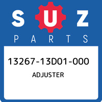 13267-13D01-000 Suzuki Adjuster 1326713D01000, New Genuine OEM Part