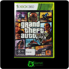 Grand Theft Auto V 5 (Xbox 360) Very Good - Open World Action Adventure - PAL