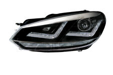 LEDriving® XENARC® Golf 6 VI CHROME EDITION Xenon Scheinwerfer LED Tagfahrlicht