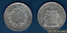 III République , 1871-1940 5 Francs Hercule 1875 A Paris TB TTB