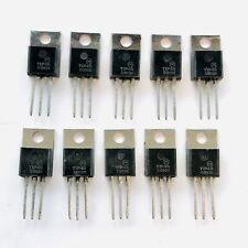 (PKG of 10) TIP48 NPN Power Transistor, 1A, 400V, Motorola, TO-220
