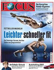 FOCUS Magazin - Heft 10/2017 vom 4.3.2017: Leichter schneller fit  ++ wie neu ++