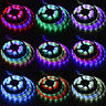 16ft RGB Dream Color ICWS2811 SMD5050 LED Flexible Strip 150leds Waterproof IP67