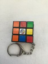 RUBIK'S Cube From Budapest Key Ring New No Box