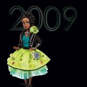 Disney Designer Collection Puppe 2018 / Tiana / LE 4000 / NEU & OVP
