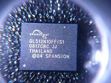 SPANSION S29GL512N10FFIS1 EEProm NOR Flash 32MX16/64MX8 CMOS 100ns *NEW* 1/PKG