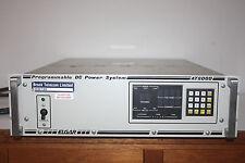 Elgar AT8000 Modular Programmable DC Power System