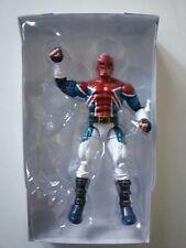 Marvel Legends Abomination Serie Captain Britain Figure Loose