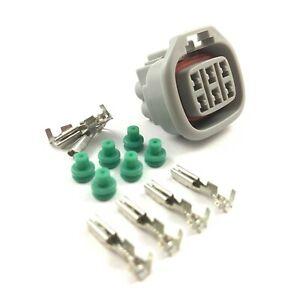 Nissan Infiniti 6-Pin Throttle Gas Pedal Position Sensor Connector Plug Kit