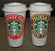 Personalized Starbucks Cups, 16 Ounce Cup with lid, Starbucks Coffee Cup