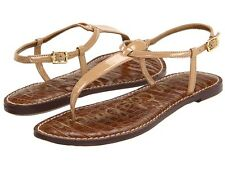 NWOB Sam Edelman Gigi Shoes Thongs Flip Flops Sandals 12 12M 12B 42 NEW
