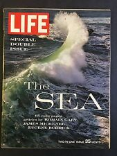 Life Magazine December 21 1962 The Sea - 65 Color Pages - Double Issue