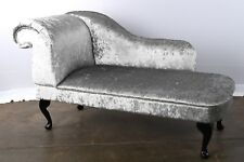 Buy Silver Chaises Longues | eBay on chaise recliner chair, chaise sofa sleeper, chaise furniture,