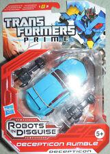 Transformers Prime RiD Decepticon Rumble Deluxe neu / ovp