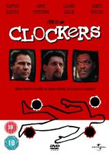 NEW Clockers DVD