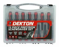 15pc Precision Screwdriver Set Magnetic Micro Screw Driver Laptop PC Repair Case
