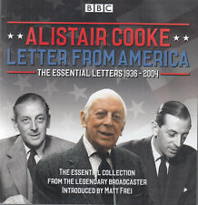Alistair Cooke Letter From America Essential 1936 2004 21 CD Audio Book Complete