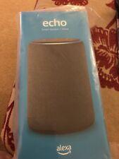 amazon echo 3rd generation smart speaker alexa