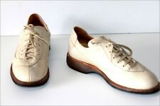 PARABOOT Derby shoes Lace Leather Ivory Lined leather T 37 BE