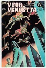 DC - V FOR VENDETTA Vol. VIII Of X (#8) - NM 1989 Vintage Comic
