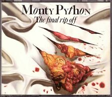 """MONTY PYTHON The Final Rip Off 2-CD Set – British Comedy Group, """"Greatest Hits"""""""