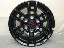 "Genuine Toyota 2020 Tacoma TRD PRO 16"" Matte Black Wheel PT946-35200-02"