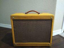 Pine Guitar Extension/Amplifier Cabinet Loaded with Jensen C12N Speaker