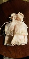 VINTAGE PENNY BRITE FLOWER GIRL OUTFIT