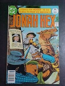 JONAH HEX #3! VG 1977 DC COMICS