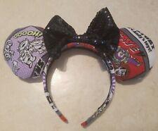 Handmade Disney Minnie Mouse Ears- Toy Story