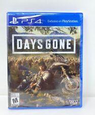 Days Gone PS4 (Sony PlayStation 4, 2019) ESPAÑOL - Region Free - NEW SEALED!