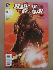 Harley Quinn #26 NEW 52 DC 2014 Series Batman v Superman Variant 9.4 Near Mint