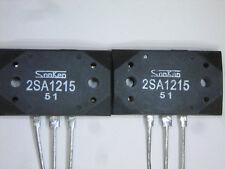 2SA1215 SANKEN  Transistor 2  pcs
