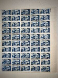 US Stamps SC# 1024 Future Farmers 3c sheet of 50 MNH 1953