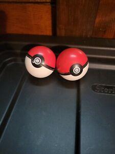 Pokemon Bouncy Ball Rubber  Pokeball. Super ball 2007 EUC. Pokemon Nintendo.