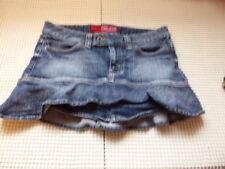 Women's GUESS Demin Dark Blue Stretch Skirt - Sz 27