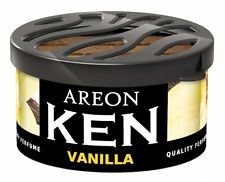 NEW Areon Ken Car Air Freshener Vanilla Scents Nice Air Purifier Perfume Scent